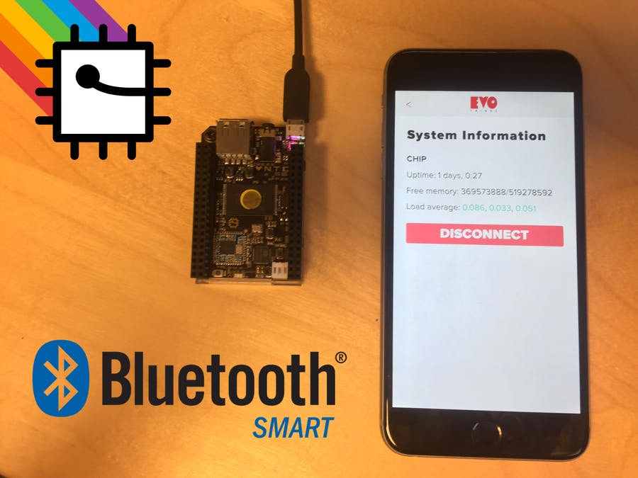 Connect a Mobile Application to your C H I P  Using BLE - Hackster io