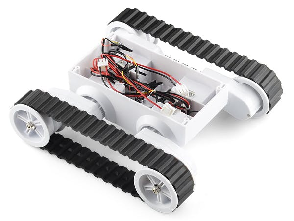 Controlling the Dagu Rover 5