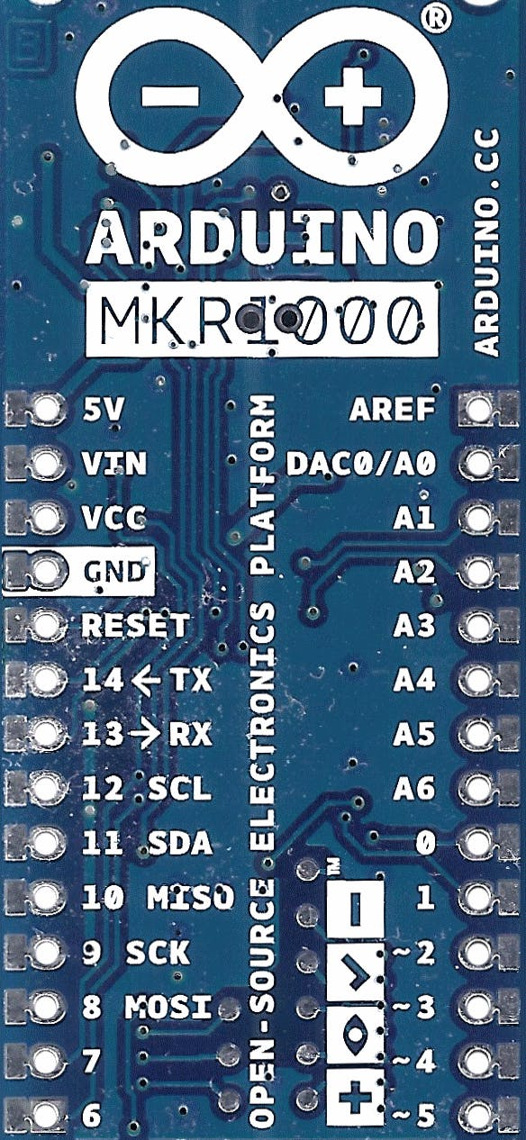 MKR1000 Connecting to the WiFi (3 steps)