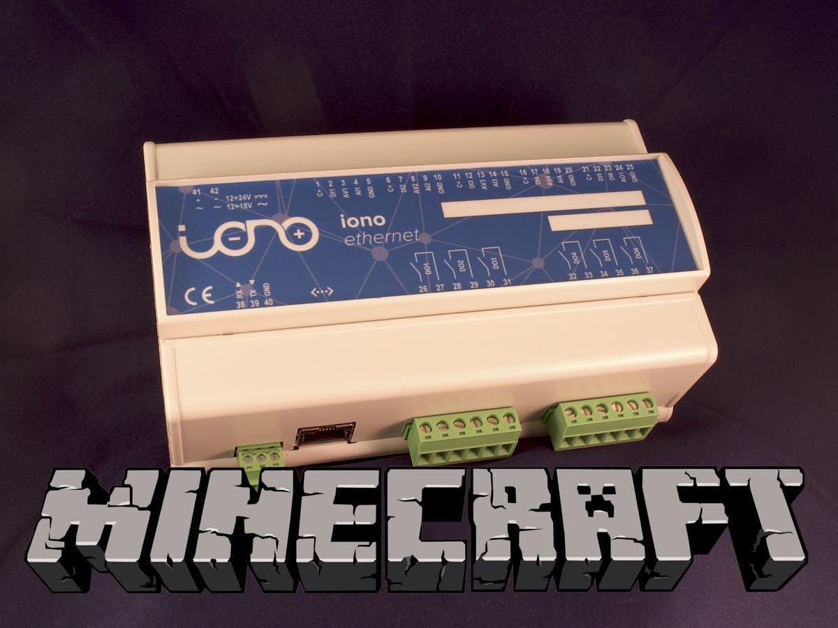 Iono Minecraft