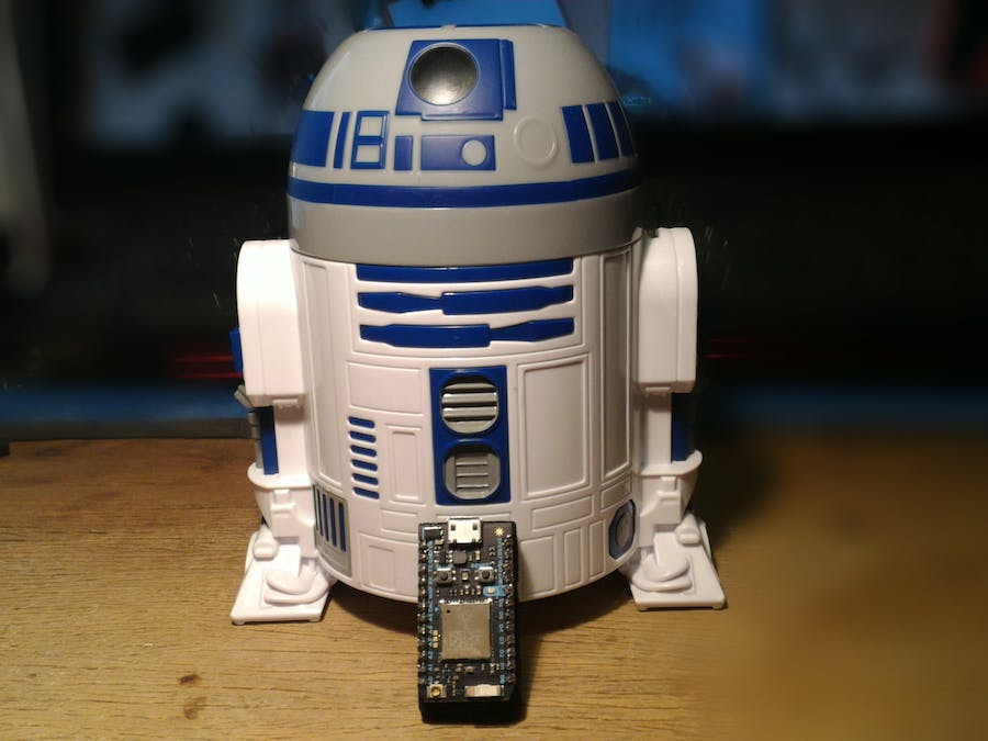 R2D2 for movement tracking