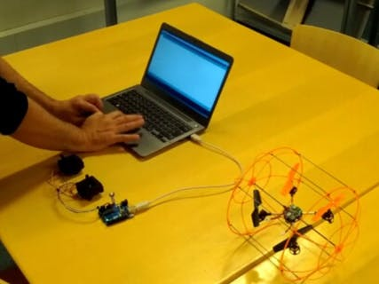 Controlling toy quadcopter(s) with Arduino