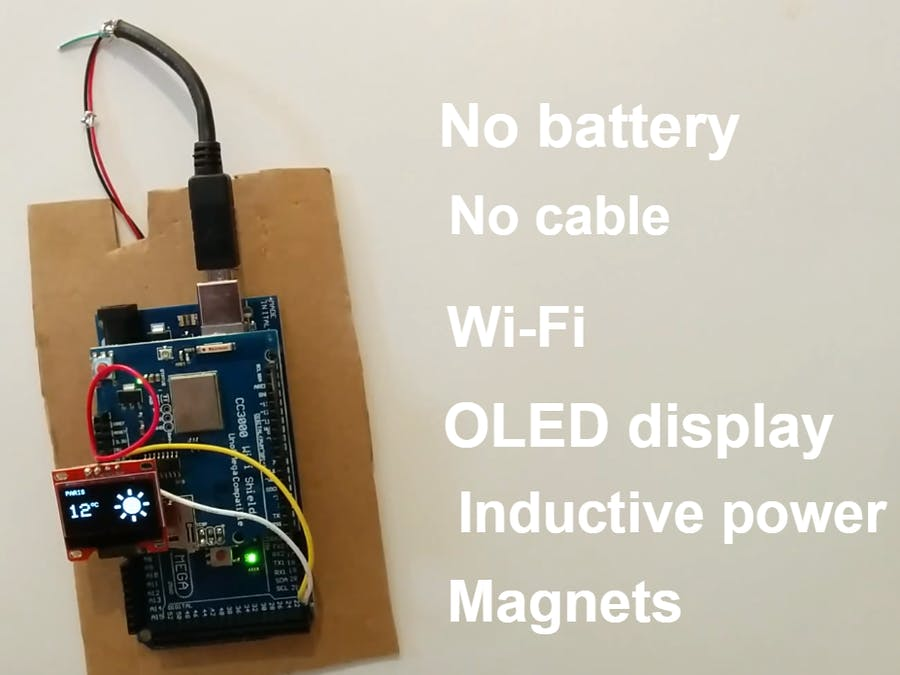 Wireless Widget