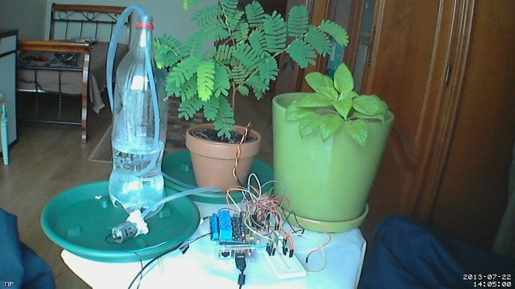 Water Pump Controller