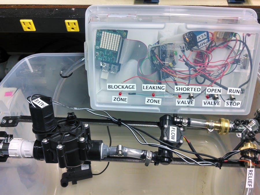 Cool Raspberry Pi Irrigation Controller Hackster Io Wiring Cloud Hisonuggs Outletorg