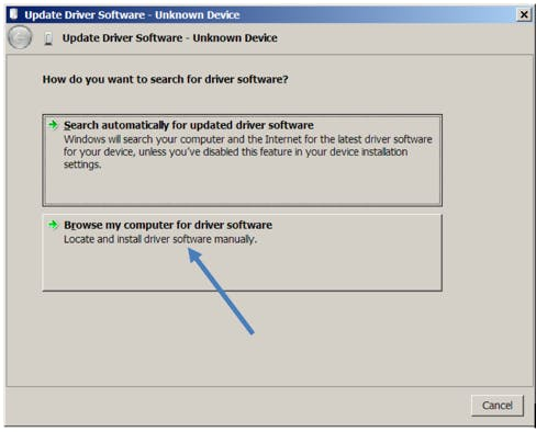 Windows 7/8 Driver Installation for O Watch