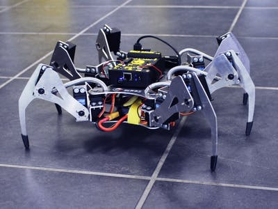 Erle-Spider: Turn 'n' Degrees R/L - Robot_Blockly Block