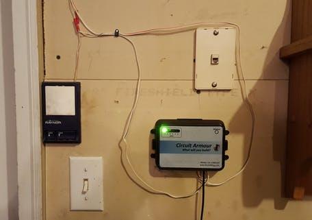 GarageBot - The Connected Garage Door Opener