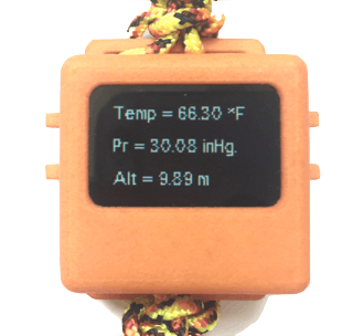 Pressure and Temperature Sensor