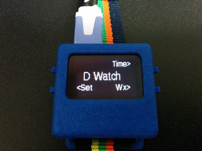 D Watch