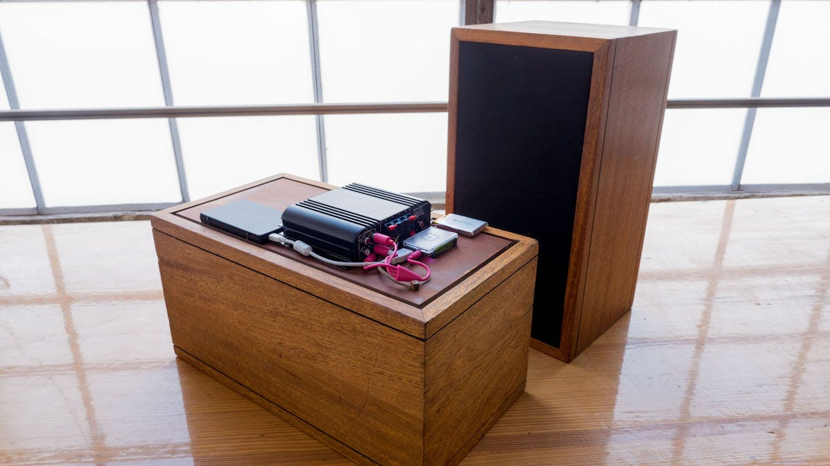 Upcycle Your Old Speakers with C.H.I.P.