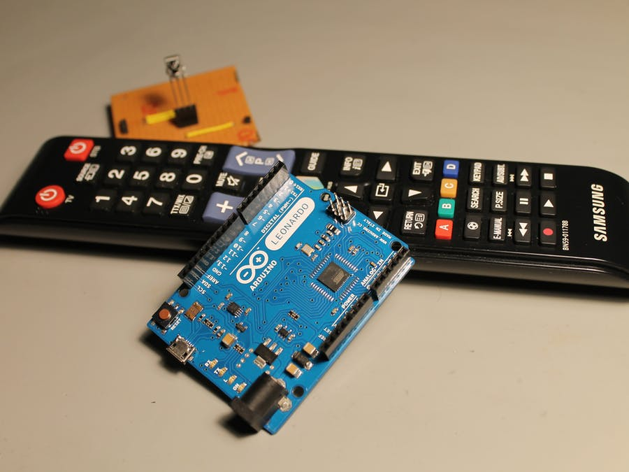 Arduino PowerPoint Pointer