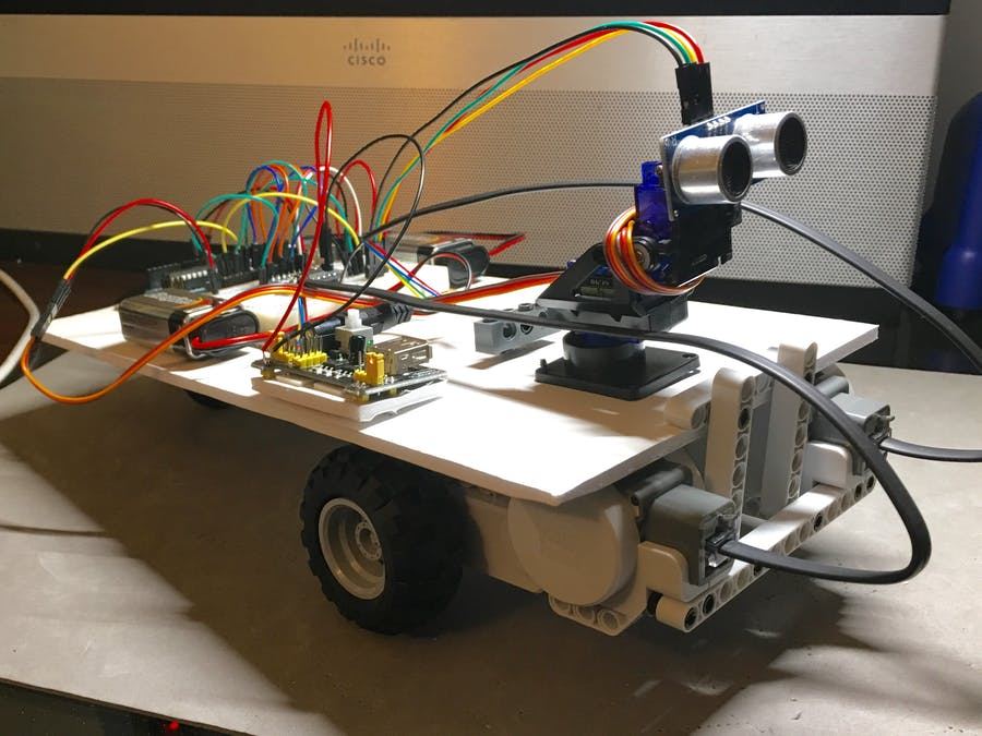 Autobot using lego nxt motors and sensor hackster autobot using lego nxt motors and sensor asfbconference2016 Images