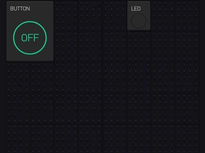 Control a LED from your Phone