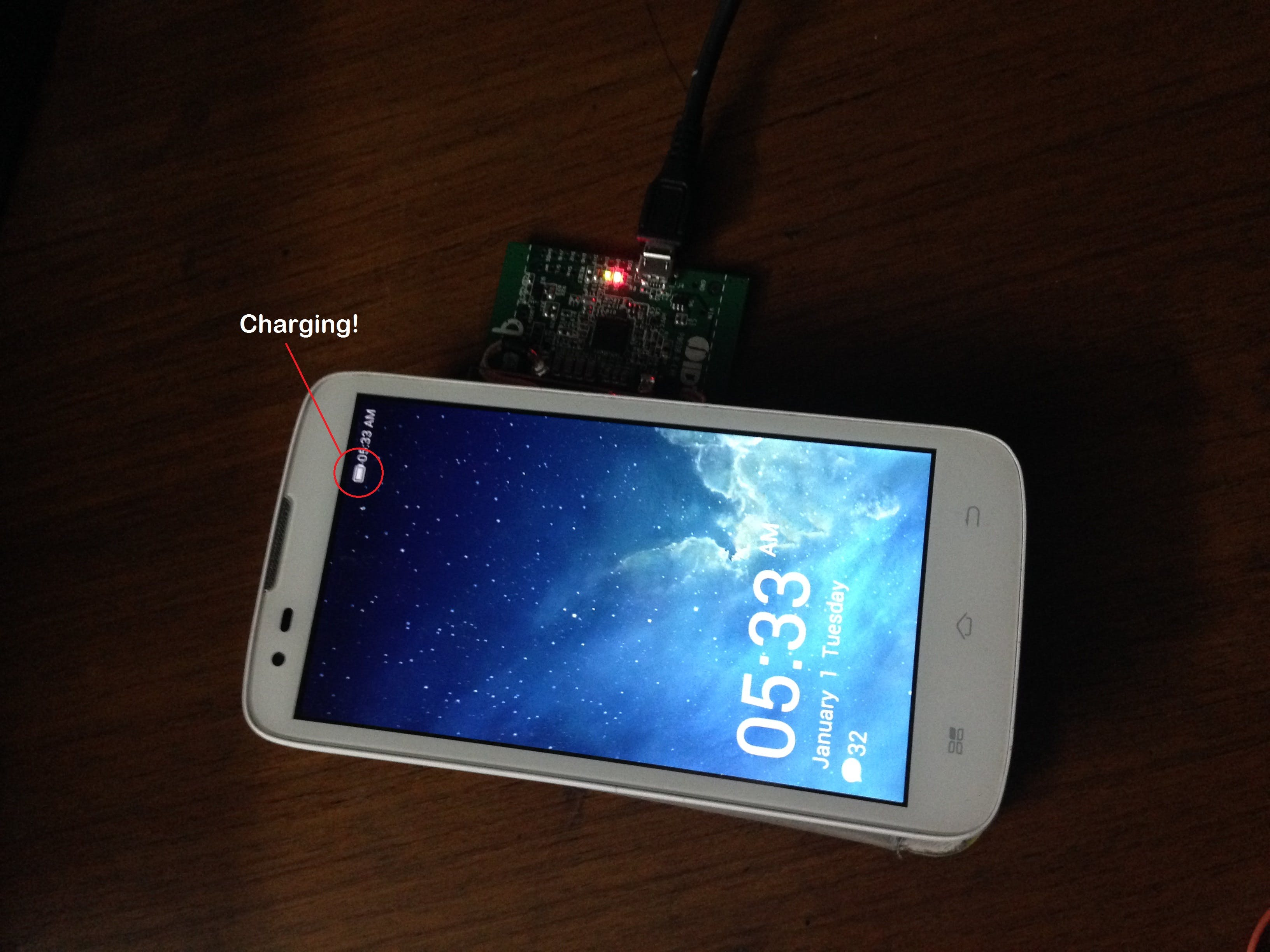 Add wireless charging to almost any phone!
