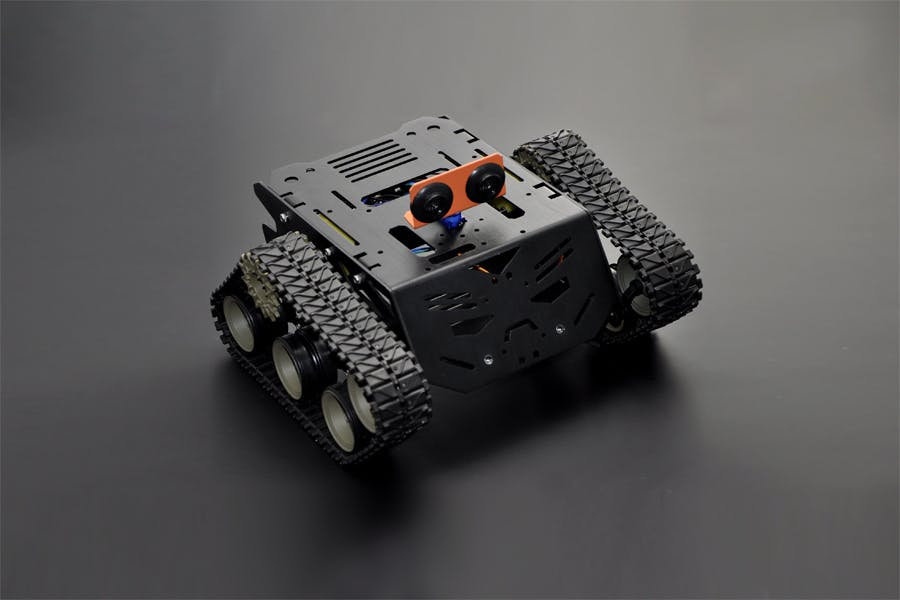 Devastator Tank with Camera
