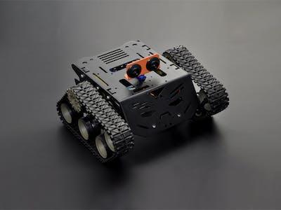 Devastator Tank with Camera
