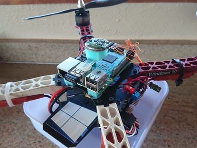 C# .NET Quadcopter