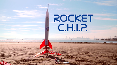 Blast off with RocketC.H.I.P.