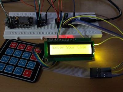 Arduino & ESP 8266 Based POS Device