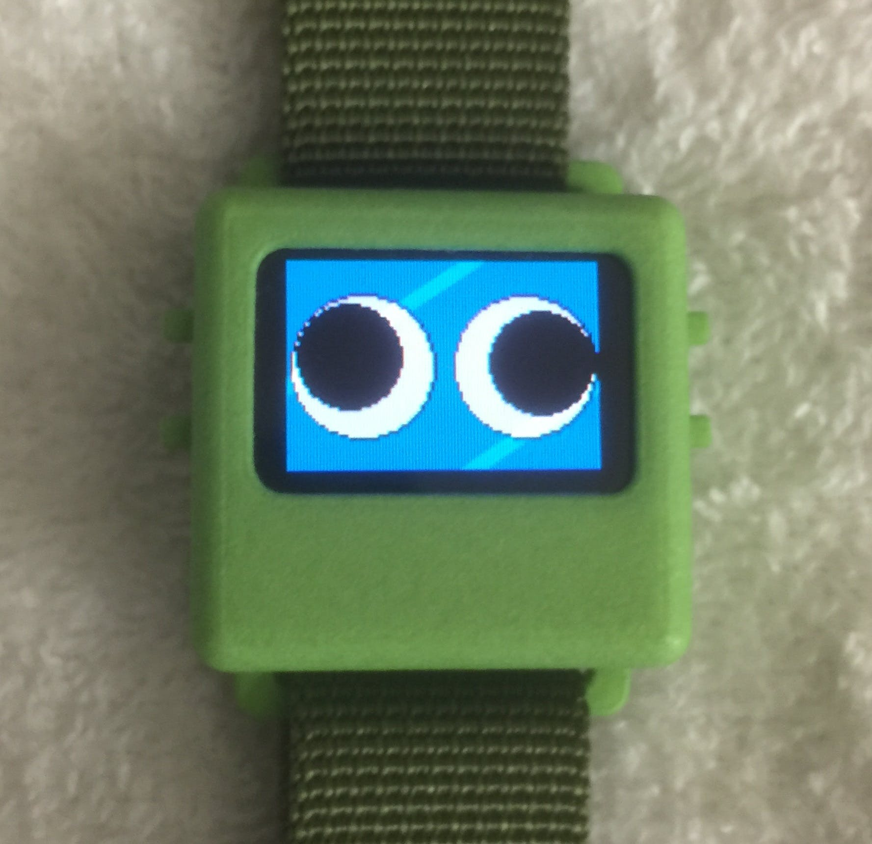Googly Eye O-Watch