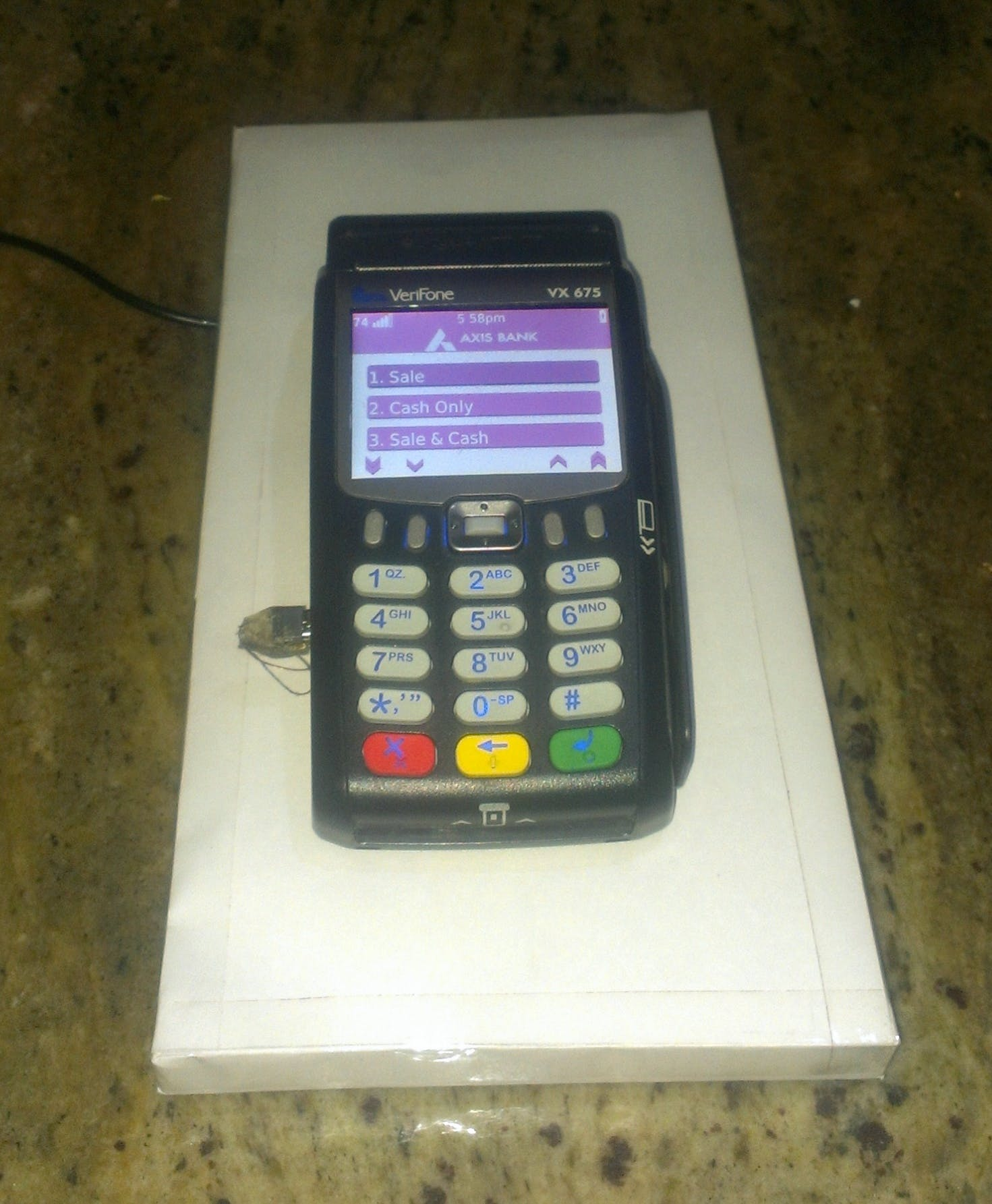 Automatic Billing and Ticketing Devices Wireless Charger