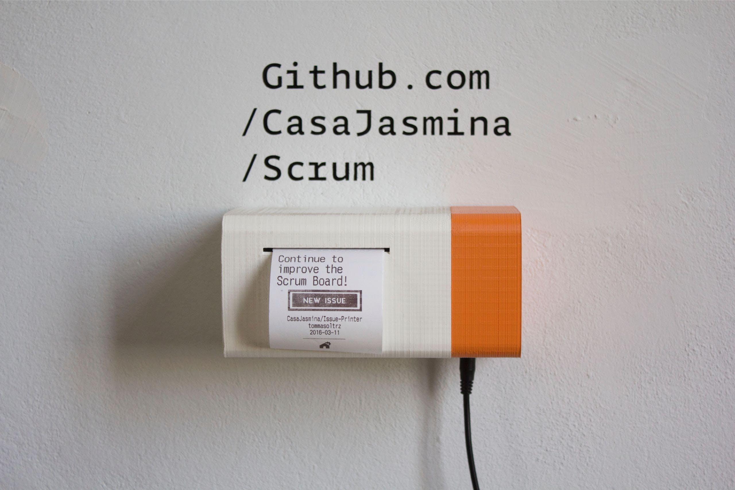 Issue Printer