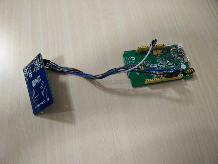 RFID Data Logger