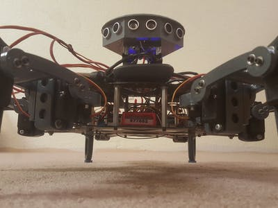 Hexapod (Hexapi)