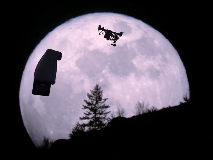 DroneHome - a triggerable SOS Beacon / GPS Tracker