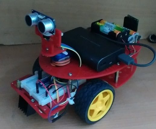 Simple Pi Robot