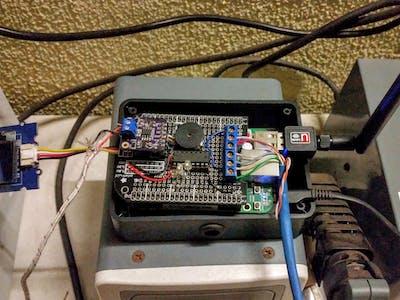 BeagleFlow - BeagleBone Green Reflow Oven