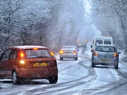 Engineering a Black Ice Detection System For Roadways
