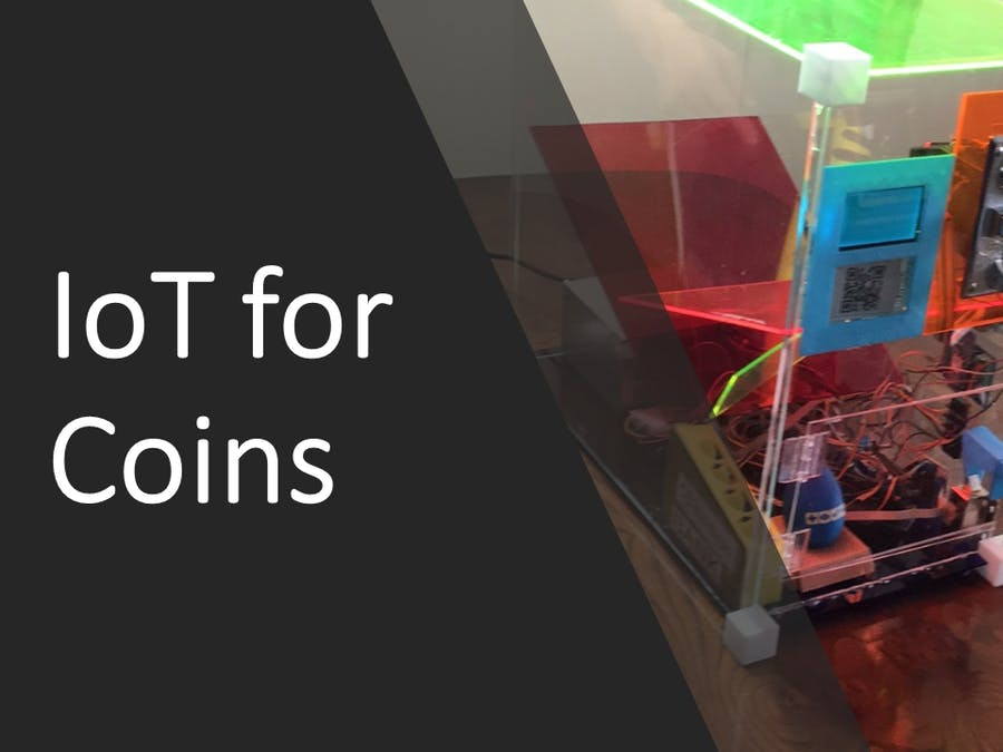 IoT for Coins