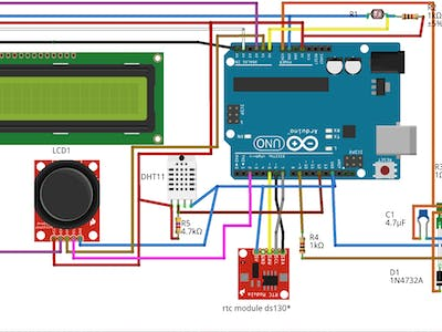 Sensal All Senses Alarm Clock Arduino Project Hub