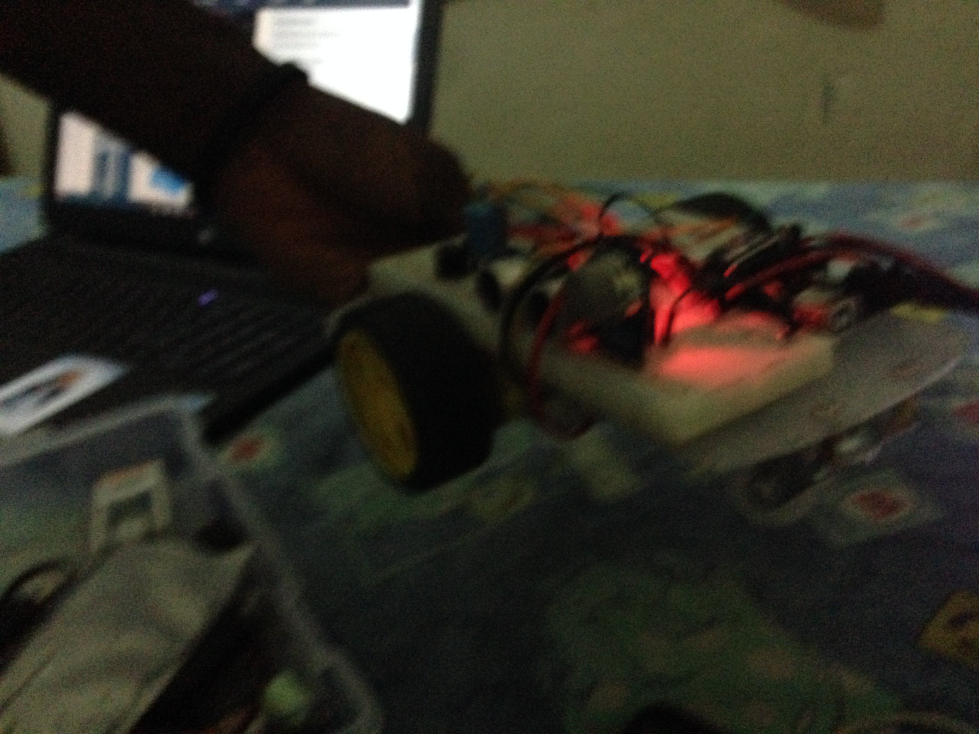 Arduino Robot with Temp, Ultrasonics, and Flammable Gas