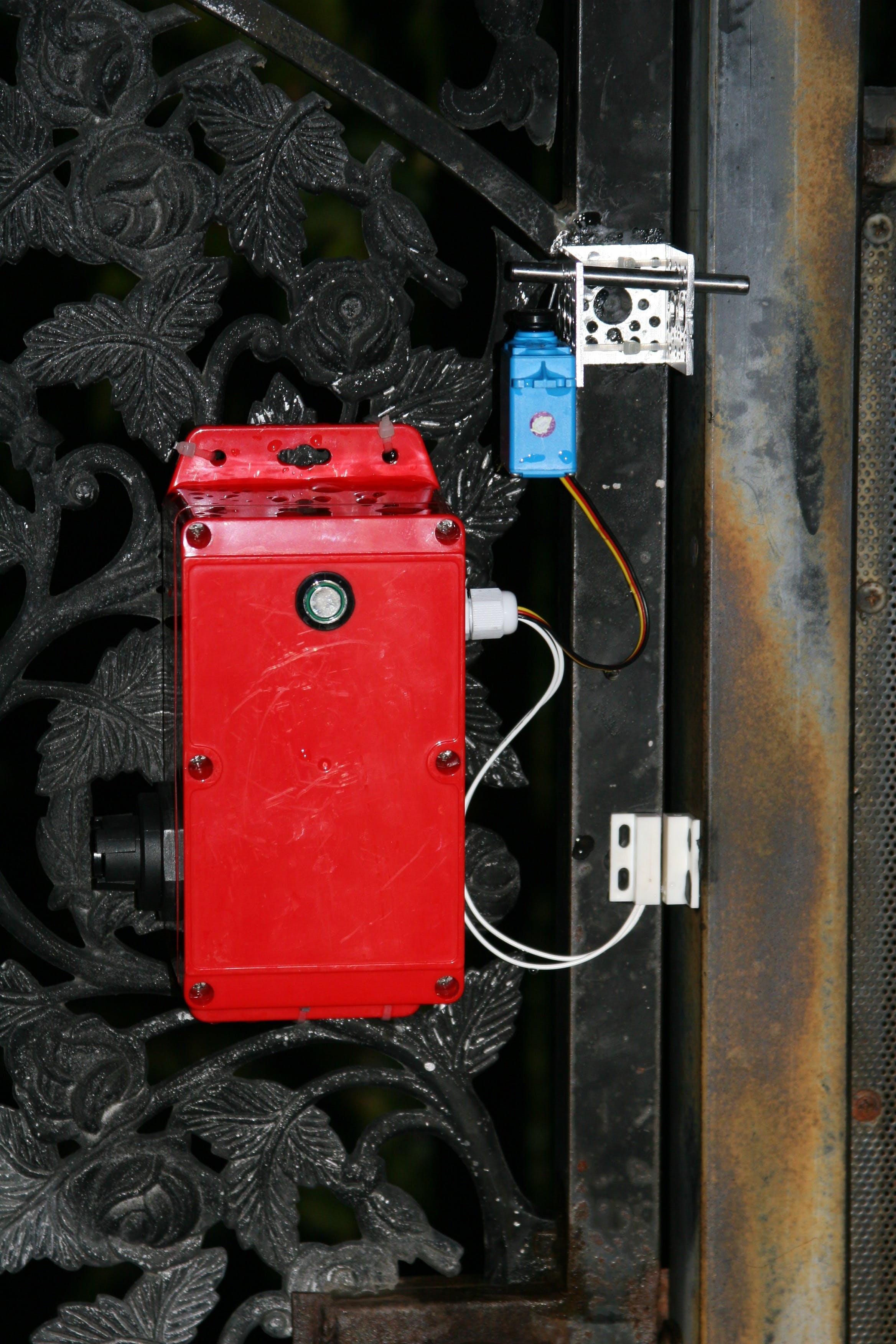 The Arduino Gatekeeper