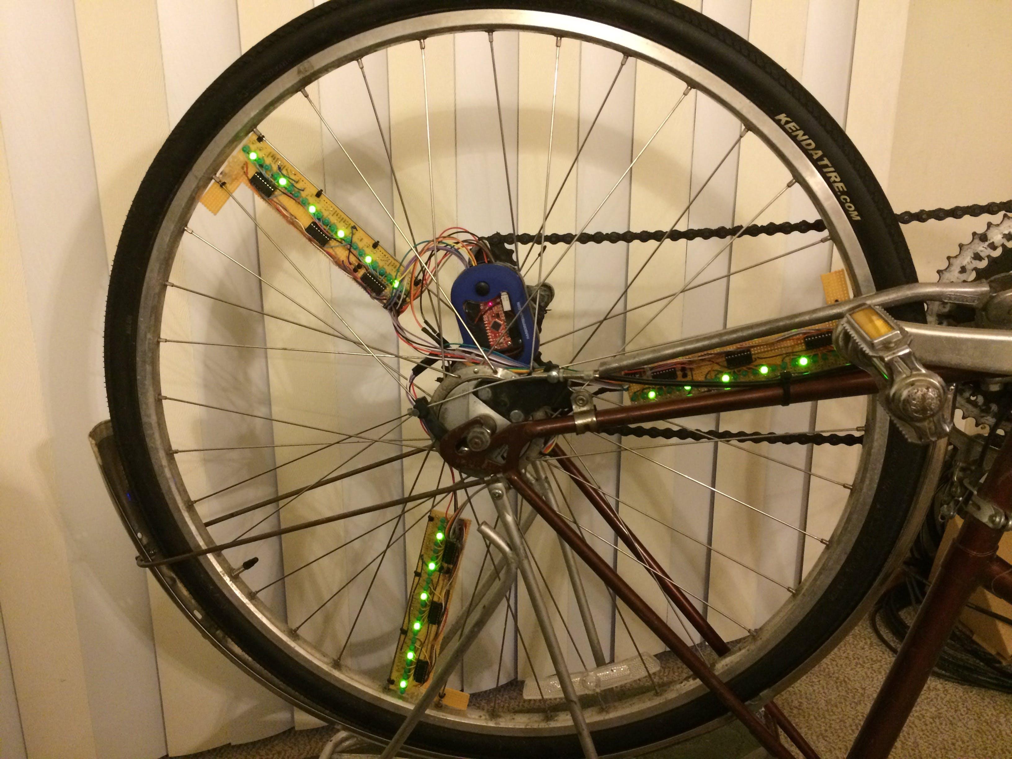 Badger POV Bike Wheel