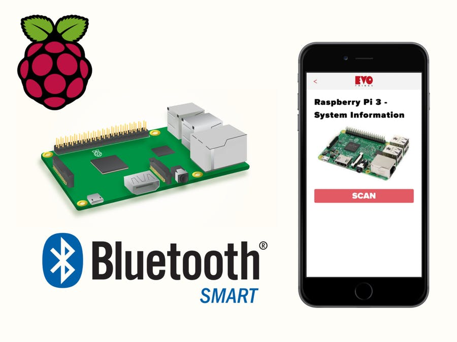 Build a Mobile App That Connects to Your RPi 3 Using BLE - Hackster io