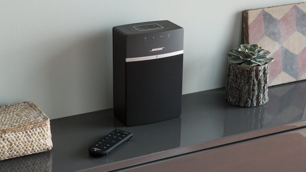 Control Bose SoundTouch with Siri