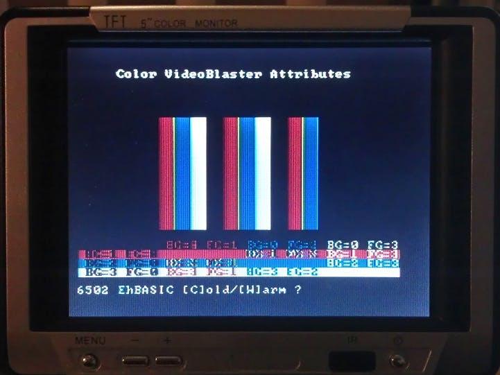 AVR VideoBlaster