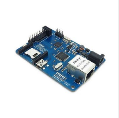 HOW TO MAKE W5100 MODULE WORK WITH SD CARD MODULE?