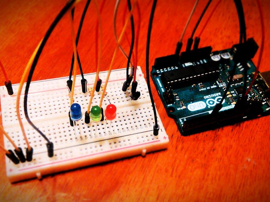 Arduino + LabVIEW p.3 - analog IO