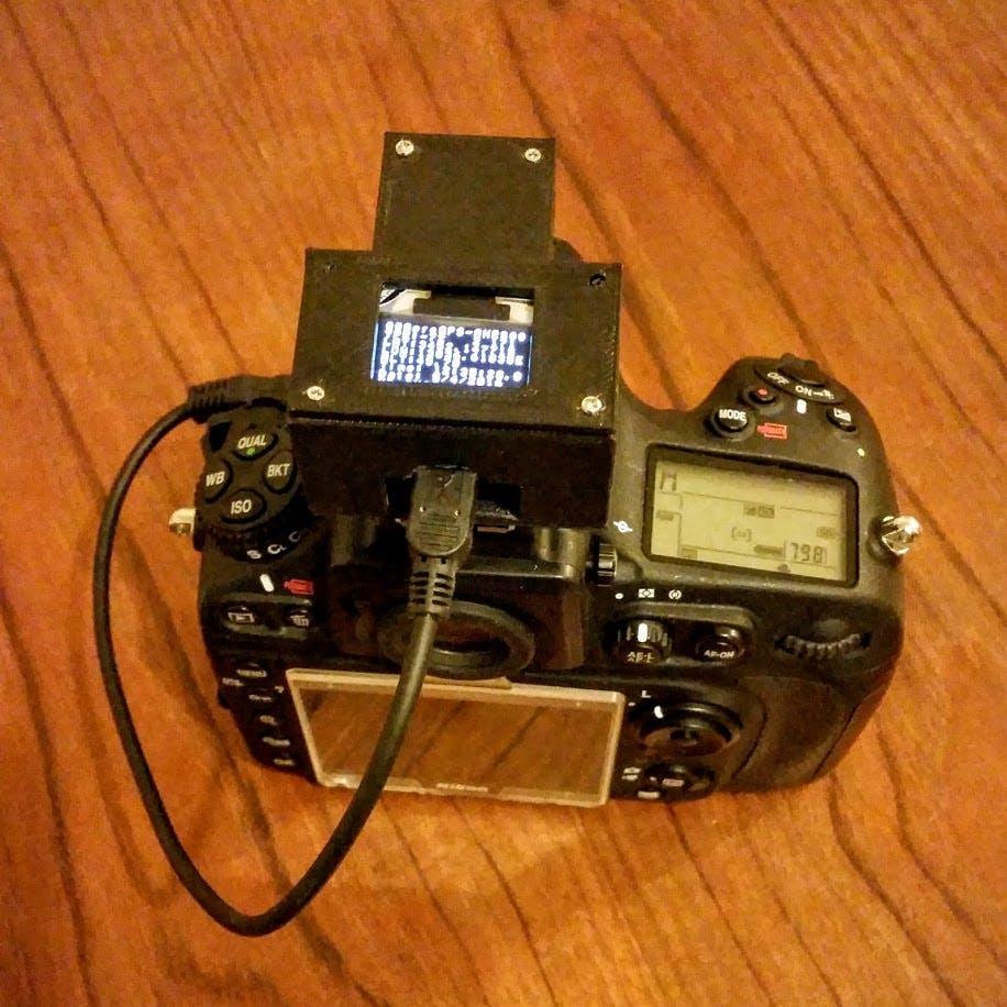 Xadow Hotshoe GPS-IMU