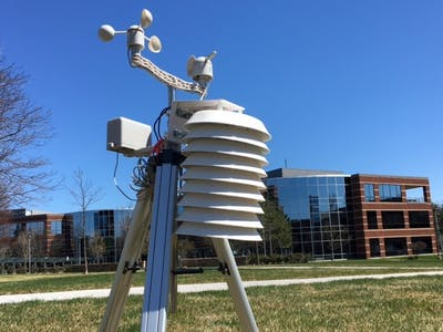 ThingSpeak Weather Station & Data Analysis