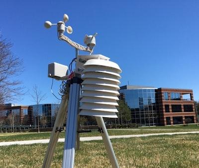 ThingSpeak Weather Station & Data Analysis