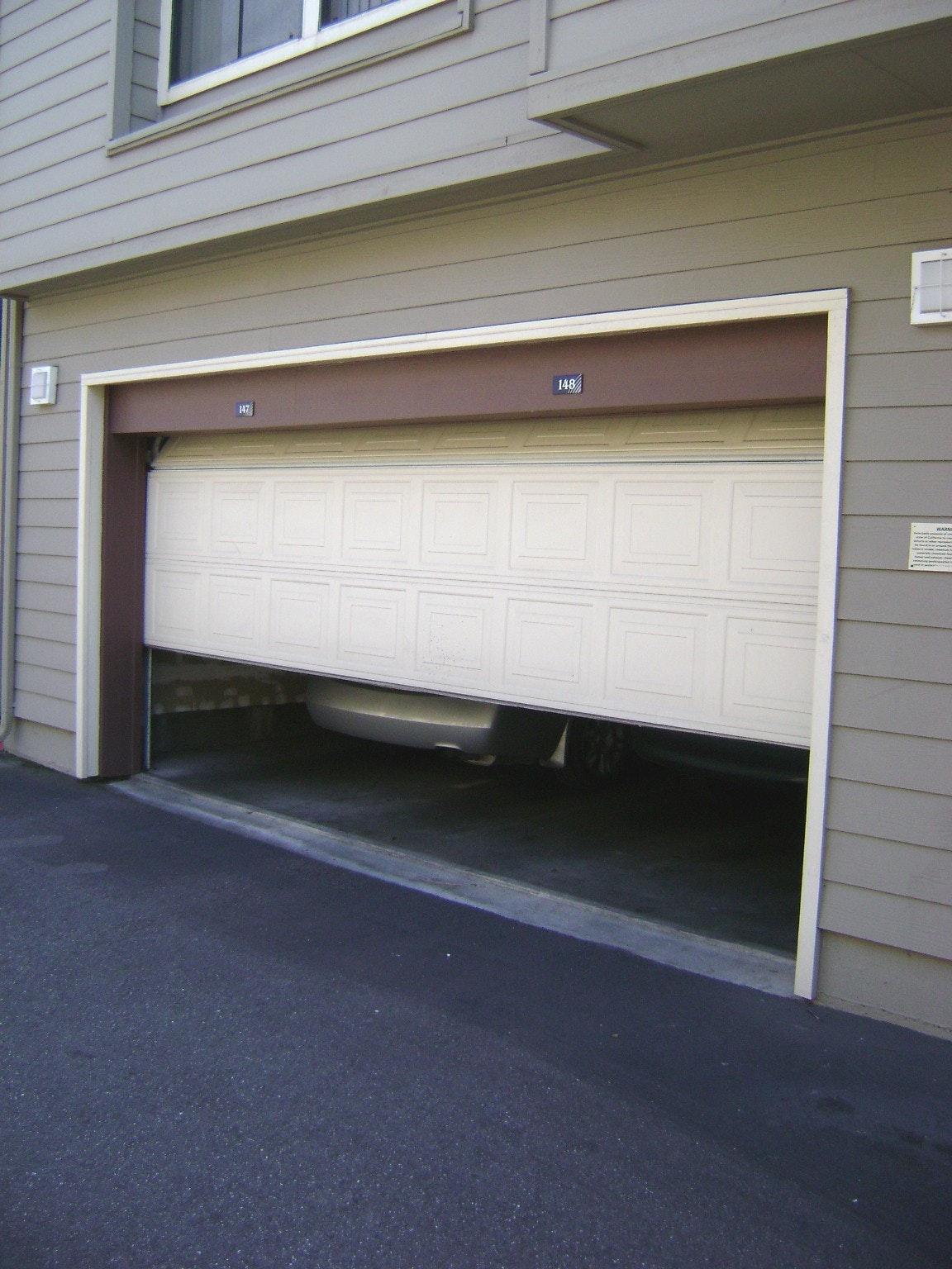 Voice Controlled Garage Door Opener With Alexa