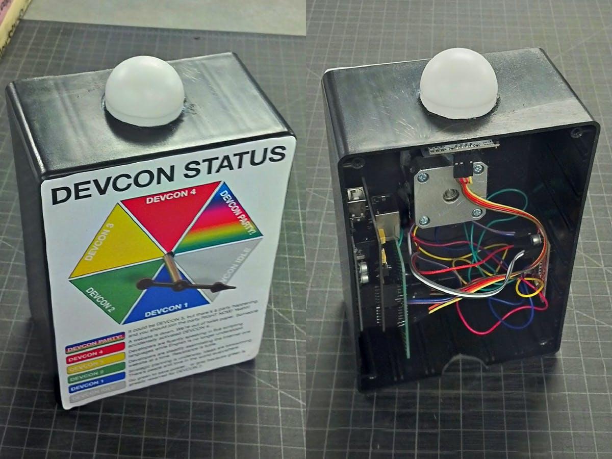 DEVCON: The Developer Condition
