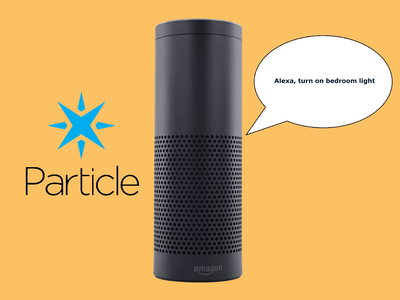Amazon Alexa Smart Home Skill for Particle