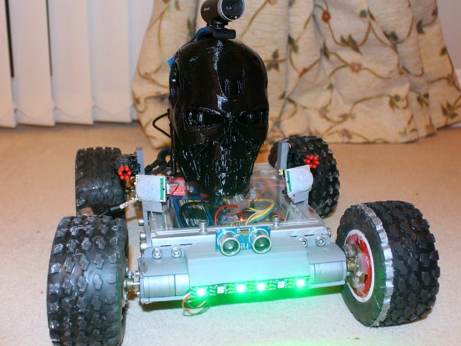 Terminator Hunter Killer Robot